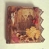 Подарки к праздникам ручной работы. Ярмарка Мастеров - ручная работа Осень... давно ушедших дней.... Handmade.