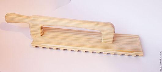 Рубель для валяния сделан из черногорской сосны, подходит для валяния сумок обуви и одежды.