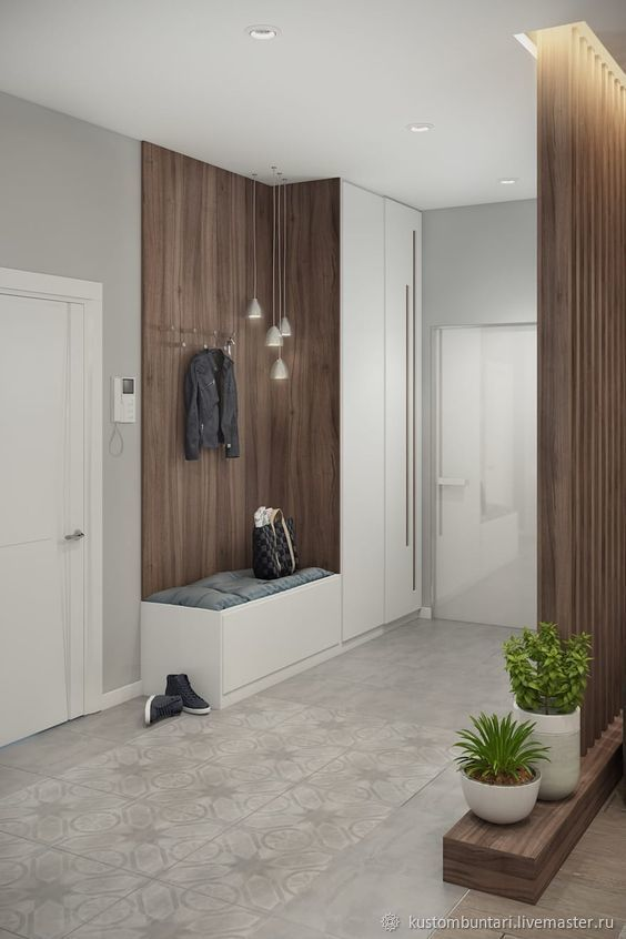 Entrance hall in the Arctic loft style', Cabinets, Domodedovo,  Фото №1