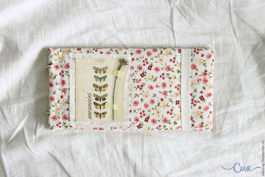 Альбом для коллажей, гербария, вдохновения и мини-фотографий