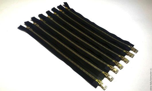 Шитье ручной работы. Ярмарка Мастеров - ручная работа. Купить Молнии RiRi ( MARNI) 31 см, 2 замка, Тип 6. Handmade.
