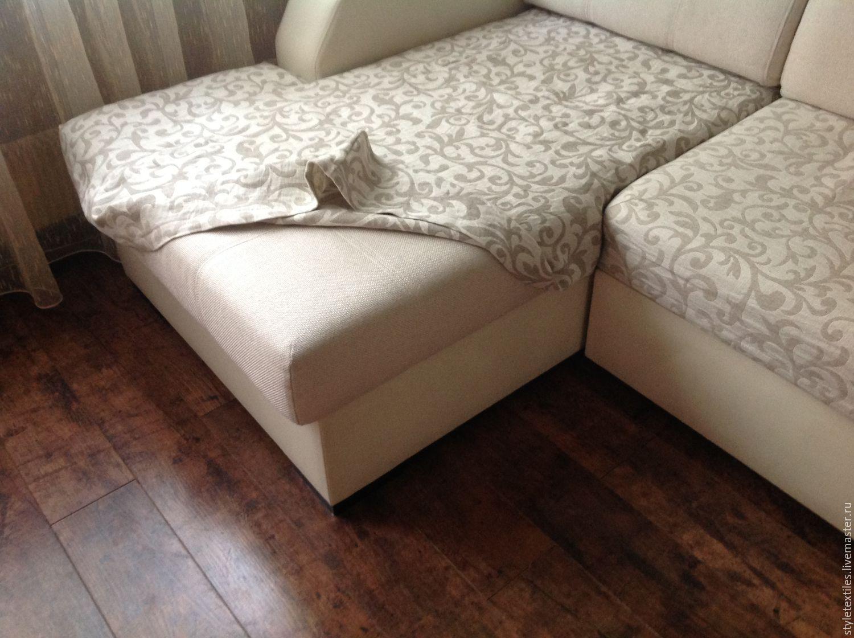 удобен, как застелить угловой диван фото интересным, или необычным