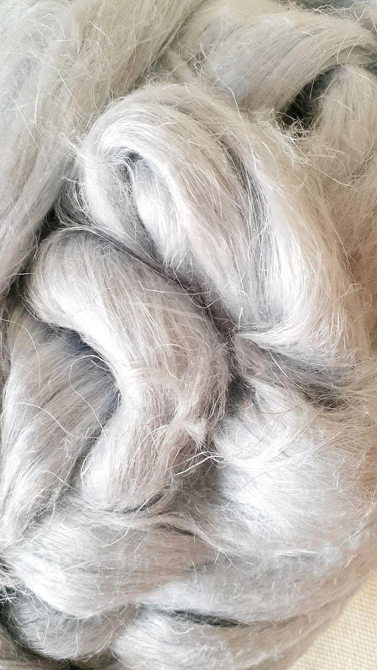 Волокна льна ИталияTulle 10 гр, Волокна, Белореченск,  Фото №1