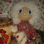 Куклы и игрушки ручной работы. Ярмарка Мастеров - ручная работа домовой Кузя. Handmade.