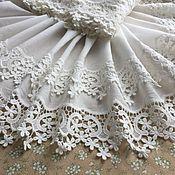 Материалы для творчества handmade. Livemaster - original item Sewing on the muslin
