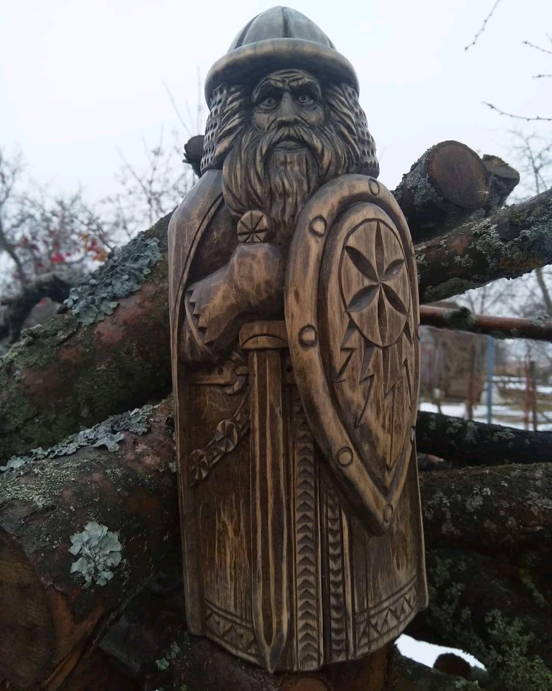 Перун, Статуэтки в русском стиле, Рязань,  Фото №1
