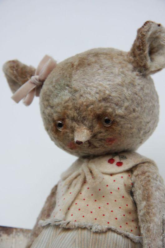 Авторская игрушка от Ольги Орёл