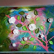 Для дома и интерьера ручной работы. Ярмарка Мастеров - ручная работа Картина. Handmade.