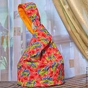 Сумки и аксессуары ручной работы. Ярмарка Мастеров - ручная работа Японский узелок - Japanese Knot Bag. Handmade.