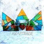 AK-VITRAGE color - Ярмарка Мастеров - ручная работа, handmade