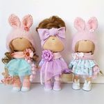 Ольга (olya-dolls) - Ярмарка Мастеров - ручная работа, handmade