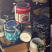 Косметика ручной работы handmade. Livemaster - original item Massage candles with soy wax and oils.. Handmade.