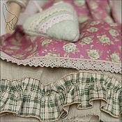 Куклы и игрушки ручной работы. Ярмарка Мастеров - ручная работа Анника - кукла Тильда в бохо стиле. Handmade.