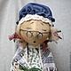 Ароматизированные куклы ручной работы. Эльза - подружка Кристиана. Дана Свистунова. Ярмарка Мастеров. Сон, кружево