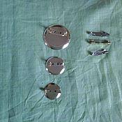 Материалы для творчества handmade. Livemaster - original item Copy of Copy of Copy of shell buttons. Handmade.