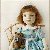 Куклы и игрушки ручной работы. Ярмарка Мастеров - ручная работа Таня (портретная). Handmade.