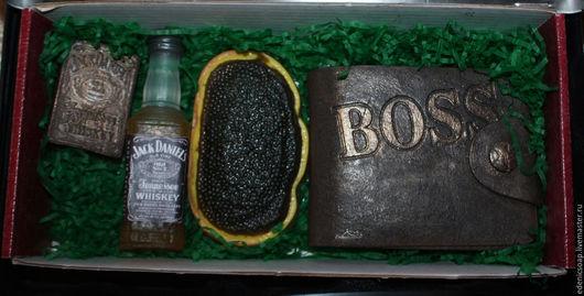 Подарочный набор мыла для мужчин. Подарок начальнику. 23 февраля. Оригинальный подарок  празднику.Edenicsoap.