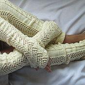 Аксессуары handmade. Livemaster - original item Mitts leg warmers headband. Handmade.