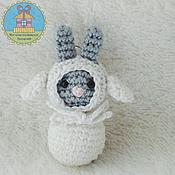 Куклы и игрушки ручной работы. Ярмарка Мастеров - ручная работа ... я не зайчик, я овечка. Handmade.