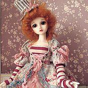 Куклы и игрушки ручной работы. Ярмарка Мастеров - ручная работа Наряд на куклу БЖД (  MCD) 42-45 см №24. Handmade.