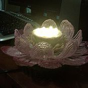 Для дома и интерьера handmade. Livemaster - original item Night light