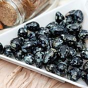 Материалы для творчества handmade. Livemaster - original item Czech beads drops 9 x 6 mm (838-4). Handmade.