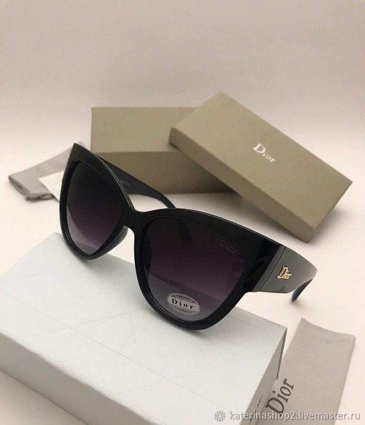 fc0f631657917 Винтаж: Солнцезащитные очки Dior – купить в интернет-магазине на ...