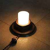 Для дома и интерьера handmade. Livemaster - original item Glowing nut of the planet