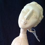 """Куклы и игрушки ручной работы. Ярмарка Мастеров - ручная работа Авторская кукла """"На Нерли"""". Handmade."""