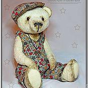 Куклы и игрушки ручной работы. Ярмарка Мастеров - ручная работа Мишка Бенджамин. Handmade.
