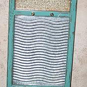 Винтаж handmade. Livemaster - original item Vintage kitchen utensils: On the wall hangs the Board. Handmade.