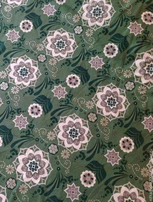 """Шитье ручной работы. Ярмарка Мастеров - ручная работа. Купить Ткань для пэчворка """"buttercream"""" Hudson (метраж). Handmade. Ткань"""