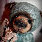 """Куклы и игрушки ручной работы. Ярмарка Мастеров - ручная работа мишка тедди """" Стёпка"""". Handmade."""