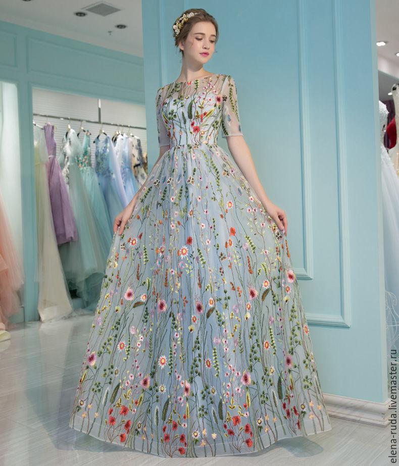 Платье стиль валентино