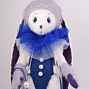 """Куклы и игрушки ручной работы. Ярмарка Мастеров - ручная работа Авторский зайка тедди """"Maкото"""" (Makoto). Handmade."""