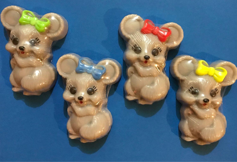 Мышка символ наступающего года, Народная кукла, Ленинск-Кузнецкий,  Фото №1
