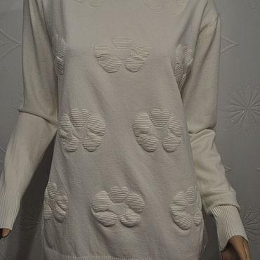 Одежда ручной работы. Ярмарка Мастеров - ручная работа Вязаная водолазка. Handmade.