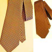 Аксессуары handmade. Livemaster - original item Tie Brave / universal /the range of natural silk. Handmade.