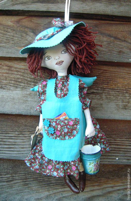 Садовые куклы своими руками фото 99
