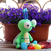 Stuffed Toys handmade. Livemaster - original item Toy Fly Hahahaha. Handmade.