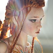 Куклы и игрушки ручной работы. Ярмарка Мастеров - ручная работа Эмми, фарфоровая кукла.. Handmade.