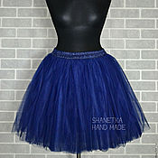 Одежда handmade. Livemaster - original item The skirt is tutu of soft tulle for adults. Handmade.