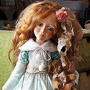 Куклы и игрушки ручной работы. Ярмарка Мастеров - ручная работа Тося. Handmade.