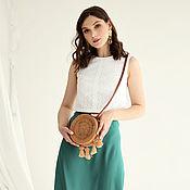 Одежда handmade. Livemaster - original item White cotton sewing top, crop top. Handmade.