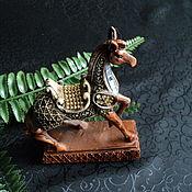 Фен-шуй и эзотерика handmade. Livemaster - original item Spirit of the service Horse (with a connection).. Handmade.