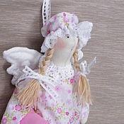 Куклы и игрушки handmade. Livemaster - original item Tilda Sleepy angel. Handmade.