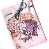 Мешочки для подарков ручной работы. Ярмарка Мастеров - ручная работа Мешочек со сказкой. Handmade.