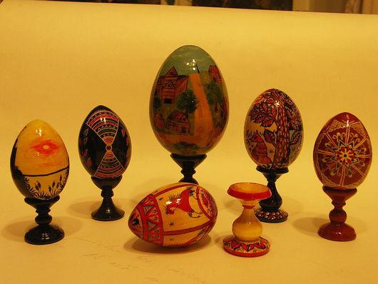 Подарки на Пасху ручной работы. Ярмарка Мастеров - ручная работа. Купить Пасхальные яйца. Handmade. Яйца пасхальные, яйцо расписное