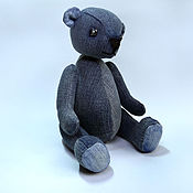 Куклы и игрушки ручной работы. Ярмарка Мастеров - ручная работа Мишка Левис. Handmade.