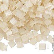 Материалы для творчества ручной работы. Ярмарка Мастеров - ручная работа Миюки ТИЛА 2592 transparent silk luster light tan 10гр. Handmade.